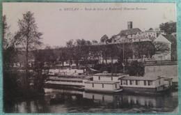 Meulan - Bord De Seine Et Boulevard Maurice Berteaux - Meulan