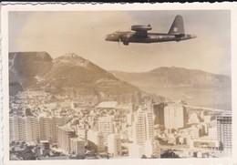 AVIATION--AVION NEPTUNE 22F--( Trace De Colle Au Dos )--voir 2 Scans - Aviation