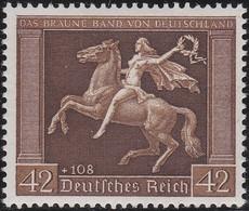 Deutsches Reich   .    Michel  671      .   *   .   Ungebraucht Mit Gummi Und Falz  .   /   .   Mint Hinged - Deutschland