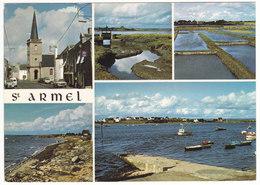 Prix Fixe - St Armel - Le Bourg - Ecluse De Lasnée - Le Passage - Presqu'île De Rhuys # 9-11/5 - Andere Gemeenten