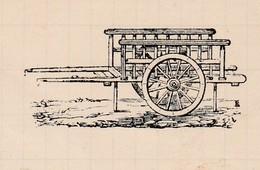 Facture 1913 / LONCLE Victor / Charronnage / 02 Mont D'Origny / Aisne - 1900 – 1949