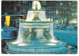 38 - GRENOBLE - Place Grenette - Ed. André N° 38 AB 11 - 1988 - Grenoble