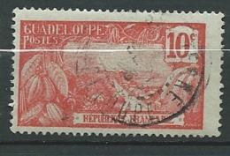 Guadeloupe - Yvert N° 79  Oblitéré   - Abc 27804 - Guadeloupe (1884-1947)