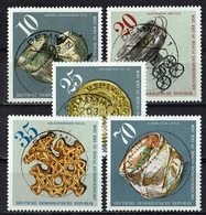 DDR 1976 // Mi. 2182/2186 O (M.032..309) - Archäologie