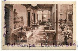 - LAMALOU Le Haut - ( Hérault ) - Villa Les Orangers,  La Véranda, Splendide, Cliché Peu Courant, TTBE, Scans., - Lamalou Les Bains