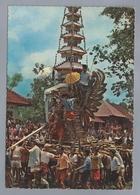 ID.- BALI ISLAND. Cremation Ritual. 1980. - Indonesië