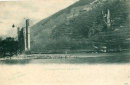 GERMANY - Gruss Aus  Rhein - Mauseturm Und Ehrenfels - Allemagne