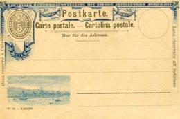 SWITZERLAND Unused Stamped And Printed Card (see Scan) - Suisse