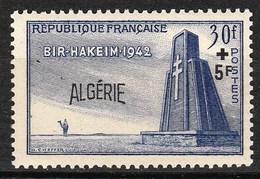 Année 1952-N°299 Neuf**MNH : 10°anniversaire De La Bataille De Bir-Hakeim - Nuevos