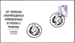 50 Festival De Cine De Messina E Taormina - MARILYN MONROE. Taormina, Messina, 2004 - Cinema