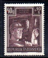 W729 - AUSTRIA 1951 , Unificato N. 794  ***  MNH . - 1945-60 Nuovi & Linguelle