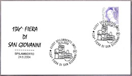 Feria De San Giovanni - ACETO BALSAMICO TRADIZIONALE. Spilamberto, Modena, 2004 - Alimentación