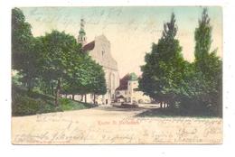 0-8291 PANSCHWITZ - KUCKAU, Kloster St. Marienstern, 1910, Color - Panschwitz-Kuckau
