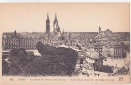 CPA - 186. CAEN Vue Prise Du Vieux St étienne - Caen