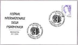Festival Internacional Del ACORDEON - ACCORDION. Massafra, Taranto, 2004 - Música