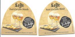 Viltje - Leffe Rv - Sous-bocks