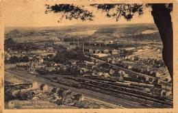 Liege Luik   Flémalle Haute  Panorama Vue Prise Des Roches   Sporen Trein La Gare Chemin De Fer      I 5097 - Flémalle