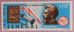 SENEGAL ANNEE 1976 YT 430 NEUFS(**) - Sénégal (1960-...)