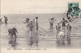ARCACHON - La Pêche Aux Crevettes - Arcachon