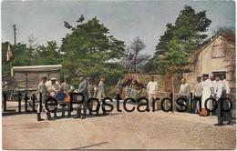 Foto AK Feldlazarett Champagne Deutsche Soldaten Feldpost Ca. 1915 - Guerre 1914-18