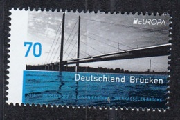 13.- GERMANY 2018 EUROPA 2018 BRIDGES - 2018