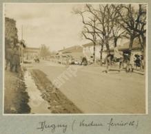 Guerre 1914-18 . Soldats à Dugny-sur-Meuse Près Verdun . Février 1916 . - Oorlog, Militair
