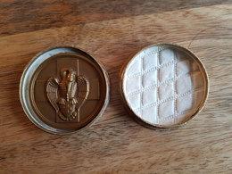 """Ancienne Médaille De La Croix-Rouge De Belgique """"Reconnaissance Aux Donneurs De Sang"""" - Avec Boîte - Professionnels / De Société"""