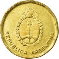 Monnaie, Argentine, 10 Centavos, 1988, TTB, Laiton, KM:98 - Argentine