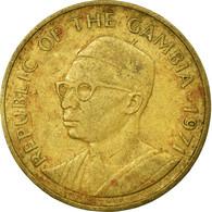 Monnaie, GAMBIA, THE, 10 Bututs, 1971, TTB, Nickel-brass, KM:10 - Gambie