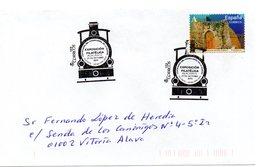 Carta  Con Matasellos  Commemorativo Exposicion Filatelica Alicante - 1931-Hoy: 2ª República - ... Juan Carlos I
