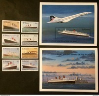 St.Vincent  1989** Mi.1202-09,bl.70,bl.71 Ships MNH [21;46] - Schiffe