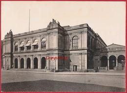 Foto-Hamburg 'Börse' ~ Um 1880 - Mitte