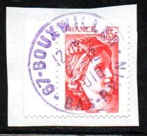 N° 5184 - 2017 - Used Stamps
