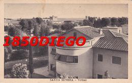 SANTA SEVERA - VILLINI F/PICCOLO VIAGGIATA ANIMAZIONE - Roma (Rome)