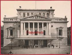 Foto-Hamburg 'Stadttheater' ~ Um 1880 - Mitte