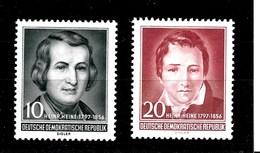 Serie De DDR  Nº Yvert 237/38 ** - [6] República Democrática