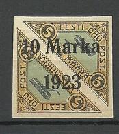 Estonia Estland 1923 Michel 43 B * - Estonie