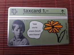 Phonecard Private Zwitserland 207 L Language Germany (Mint,Neuve) Only 500 Ex Made Rare - Svizzera