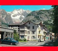 ITALIA - VAL D'AOSTA - Cartolina Viaggiata Nel 1970 - Courmayeur - Scorcio Panoramico - Altre Città