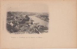 CPA Précurseur Namur - Confluent De La Sambre Et Meuse (cliché Peu Courant) - Namur