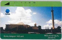 PHONE CARD - INDONESIA (E39.48.7 - Indonesia