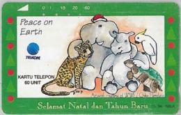 PHONE CARD - INDONESIA (E39.48.8 - Indonesia