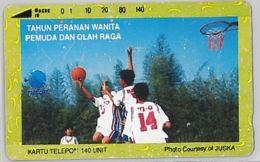 PHONE CARD - INDONESIA (E39.48A.1 - Indonesia