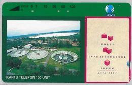 PHONE CARD - INDONESIA (E39.48A.3 - Indonesia