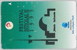 PHONE CARD - INDONESIA (E39.48A.5 - Indonesia