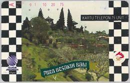 PHONE CARD - INDONESIA (E39.48A.7 - Indonesia