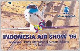 PHONE CARD - INDONESIA (E39.48A.8 - Indonesia