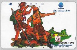 PHONE CARD - INDONESIA (E39.49.1 - Indonesia