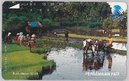 PHONE CARD - INDONESIA (E39.50.3 - Indonesia
