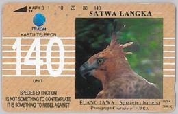 PHONE CARD - INDONESIA (E39.50.4 - Indonesia